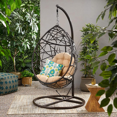 best egg chair christopher knight home cayuse