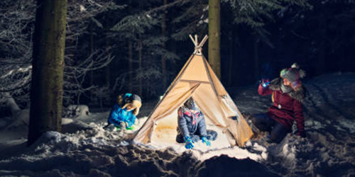 best teepee tents featured image