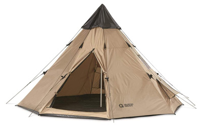 best teepee tents gear guide 1010 teepee tent